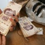 El peso se deprecia ante fortalecimiento del dólar
