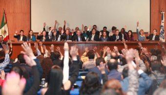 pan candidatura mancera senado consejo nacional