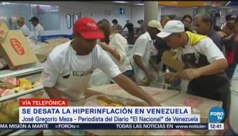 Pobreza en Venezuela se incrementó en cuatro años, denuncia periodista