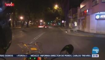 Poco a poco, se restablece suministro eléctrico en la Ciudad de México