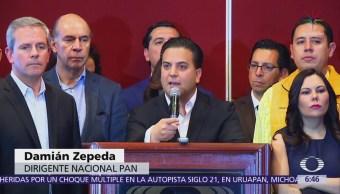 'Por México al Frente' denuncia irregularidades durante gestión de Meade en Sedesol
