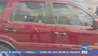 Precandidato Alcaldía Sale Ileso Ataque Puebla
