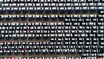 AMIA: Producción y exportación de vehículos de México suben