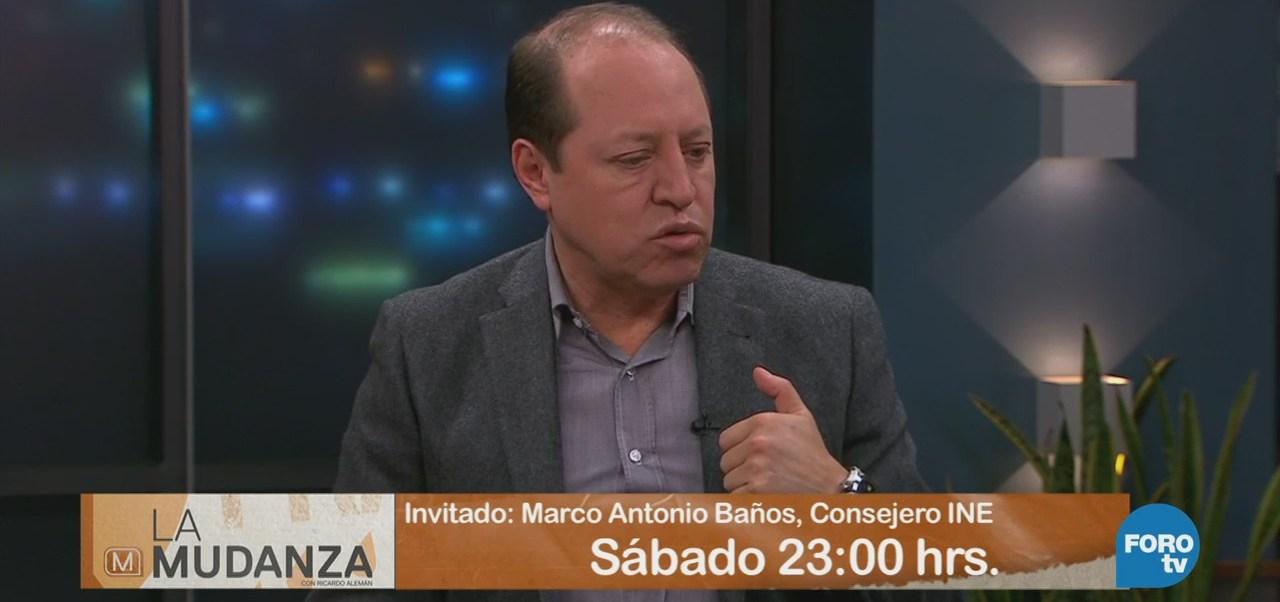 Promo Mudanza 17 febrero sábado, Ricardo Alemán entrevista al consejero