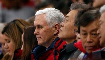 Estados Unidos asegura que Pyongyang canceló reunión Mike Pence