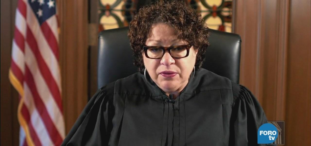 ¿Quién es Sonia Sotomayor y cuál es su poder?