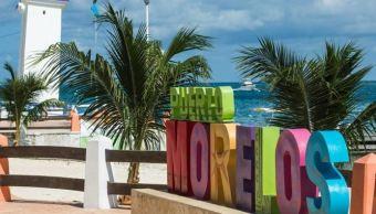 turistas playas extranjeros economia riviera maya