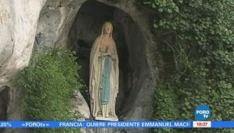 Reconocen Nuevo Milagro Virgen Lourdes