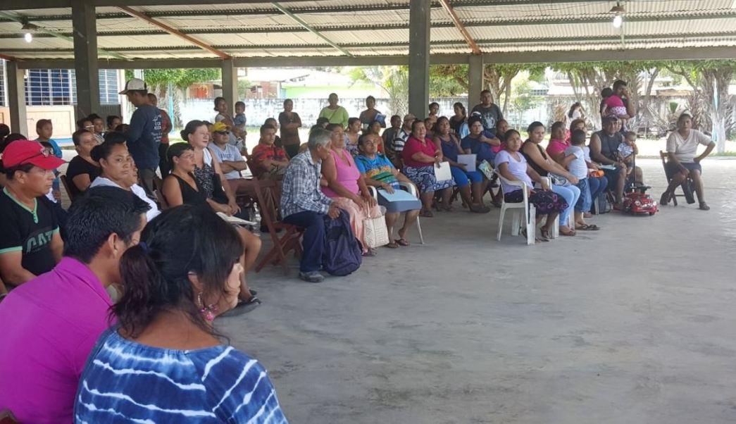 Entregan documentos de identidad a refugiados guatemaltecos en Campeche