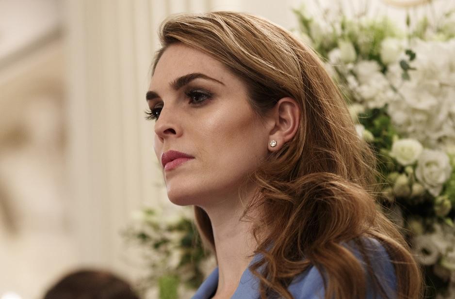 Hope Hicks directora comunicaciones Trump renunciará NYT