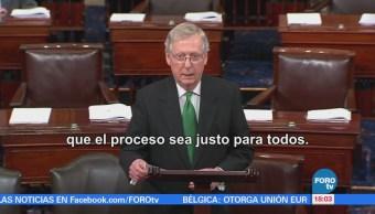 Republicanos y demócratas logran acuerdo presupuestario en el Senado