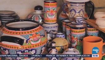 Retratos de México: Alfarería de talavera