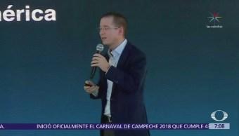 Ricardo Anaya acude al informe de Javier Corral
