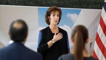 Roberta Jacobson pide a México estar alerta ante posible interferencia electoral rusa