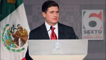 Rodrigo Medina obtiene nuevo amparo para no ser vinculado a proceso