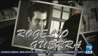 Rogelio Guerra, uno de los grandes de la pantalla chica