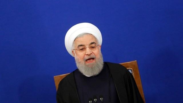 Rohani dice Irán no negociará con nadie el desarrollo de armas convencionales