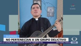 Sacerdotes asesinados en Guerrero tuvieron altercado en la Feria de la Calendaria
