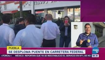 Saldo Blanco Puebla Tras Sismo Magnitud 7.2