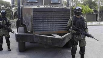 El cano de los Zetas-Cártel del Golfo-Grupo militar-Narcotanques
