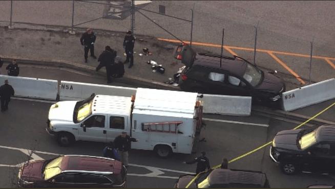 Se registra tiroteo en sede de NSA en Maryland. (@NBCNews)