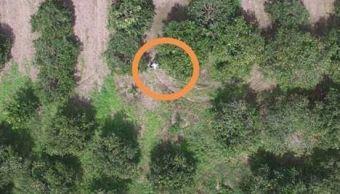 con ayuda de drones, detienen a tres presuntos secuestradores en veracruz