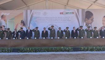 Ley de Seguridad Interior busca mejorar uso de corporaciones del país: Sedena