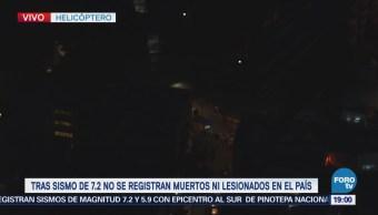 Sin Afectaciones Estado De México, Tras Sismo 7.2 Grados
