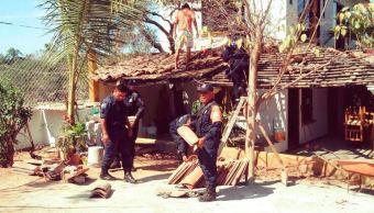 Realizan valoración de daños en Oaxaca tras sismo