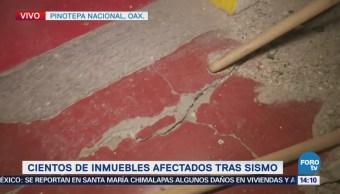 Sismo Daña Ayuntamiento Pinotepa Nacional