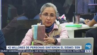 Sismo Oaxaca Provoca Separación Placas Tectónicas