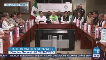 Sismo Dejó Sin Luz Más Millón Personas Informan Autoridades