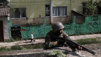Michel Temer decreta entrada del Ejército en Río de Janeiro