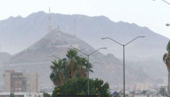 Emiten alerta meteorológica para 25 municipios de Sonora por frente frío 34