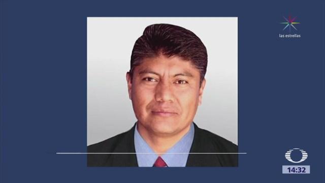Sufre atentado el presidente de Encuentro Social