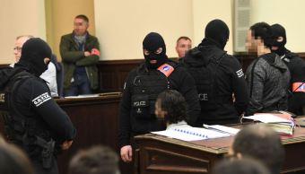comienza en bruselas juicio a salah abdeslam, terrorista de los atentados en paris