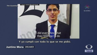 The Guardian publica historia de un dreamer mexicano
