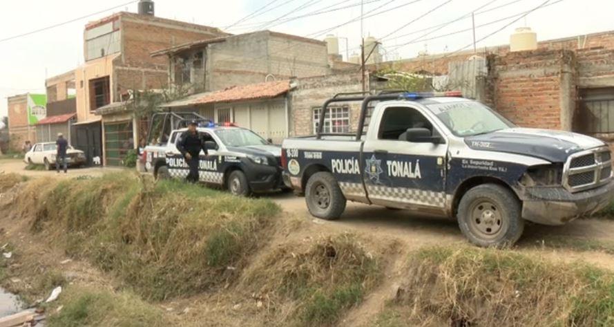 investigan homicidio tonala, jalisco grupo armado