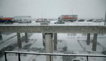 La bestia del Este, una ola de frío, afecta a Europa