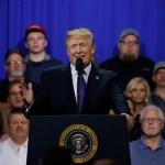 Trump acusa demócratas traición no aplaudir su discurso