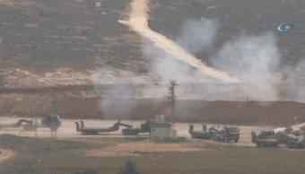 Suman siete soldados turcos muertos en operación de Afrin en Siria