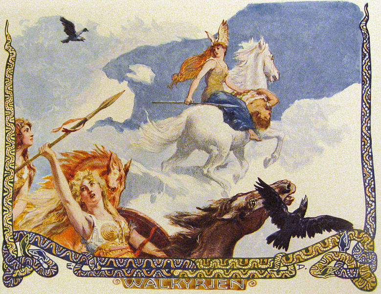 valquirias-Emil-Doepler-vikingos-sexualidad-1905