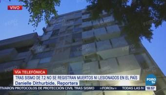 Vecinos Edificio Ámsterdam 232 Ya Habían Reportado Caída Escombros