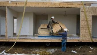 Cae la venta de casas nuevas en Estados Unidos