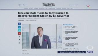 Veracruz contrata a abogado para recuperar propiedades de Javier Duarte en Texas