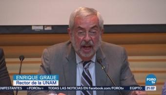 Vigilancia armada en CU no es ni será la opción Enrique Graue
