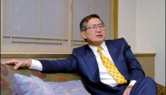 Fujimori es hospitalizado por una taquicardia y deshidratación