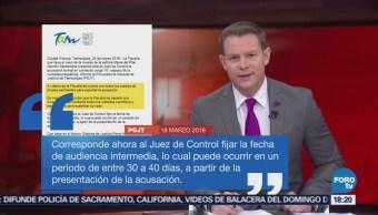 Acusan Esposo Española Homicidio Tamaulipas