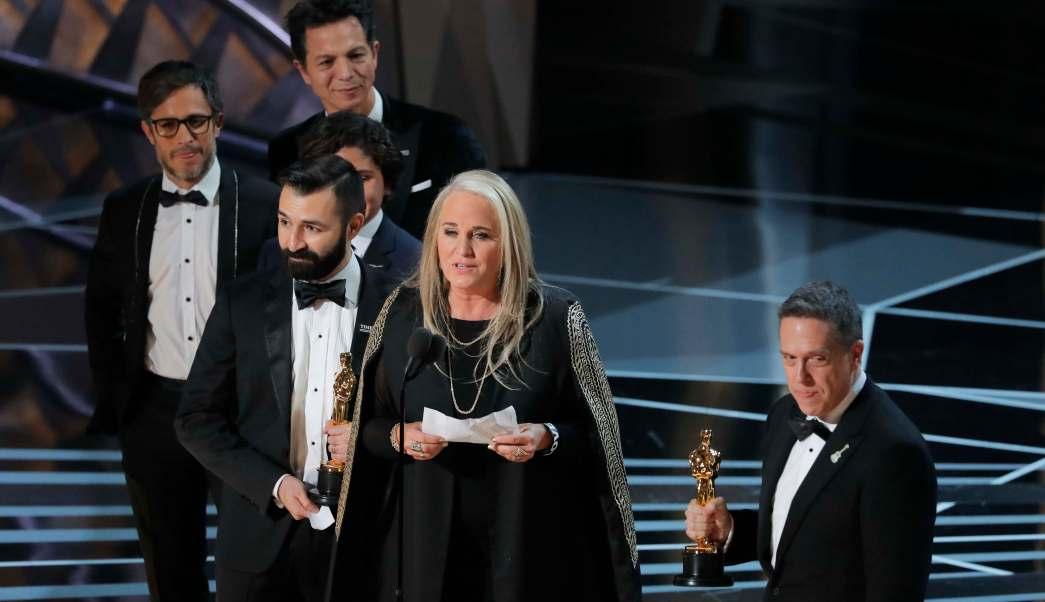 'Coco' se lleva el Oscar a la mejor película de animación