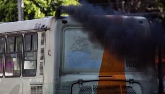 México, lugar 14 a nivel mundial en emisión de gases contaminantes